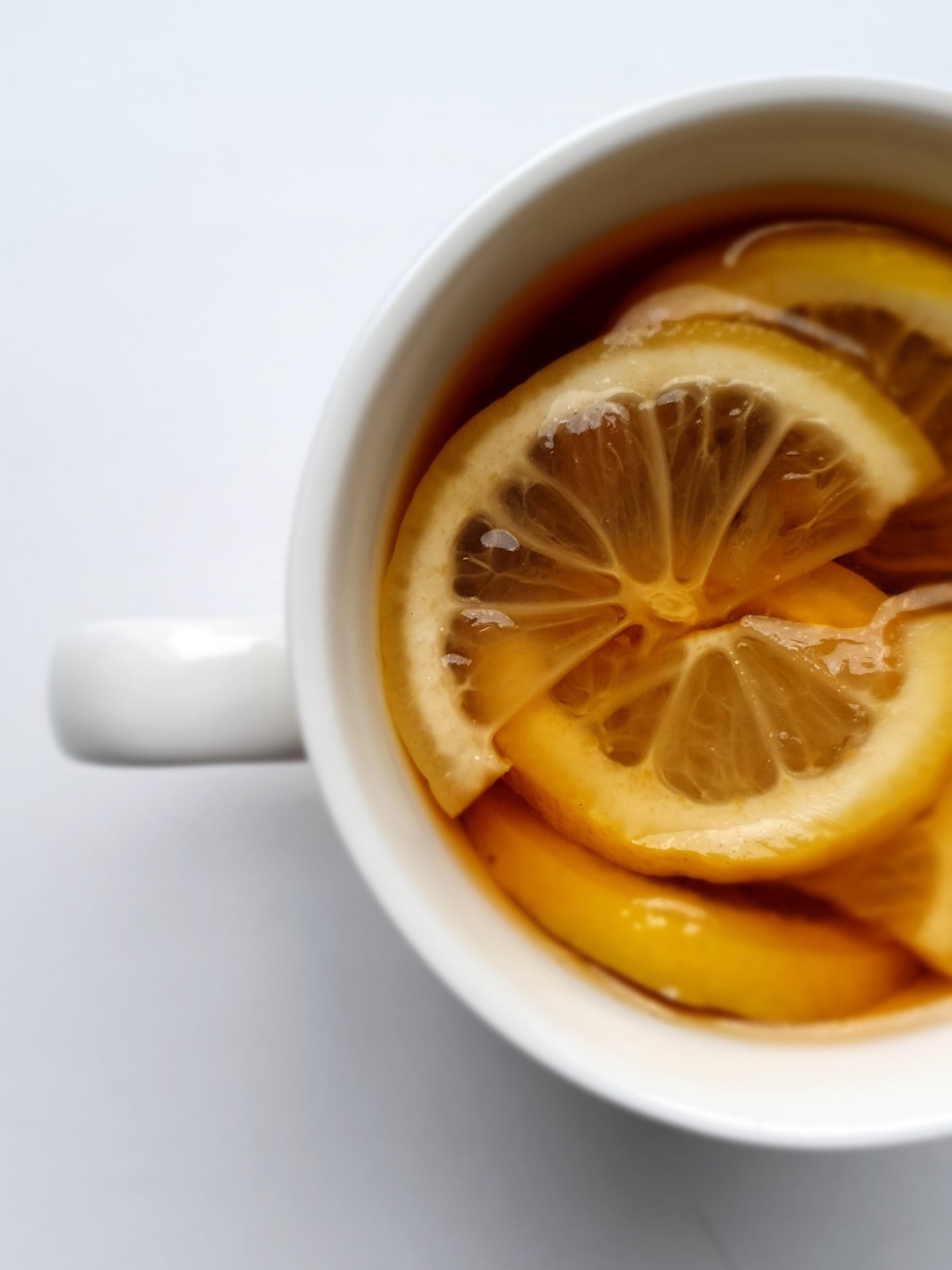 A Cup of Lemon Tea