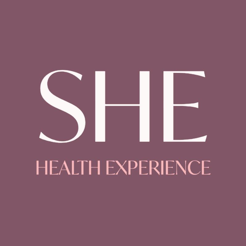SHE Health Experience Logo