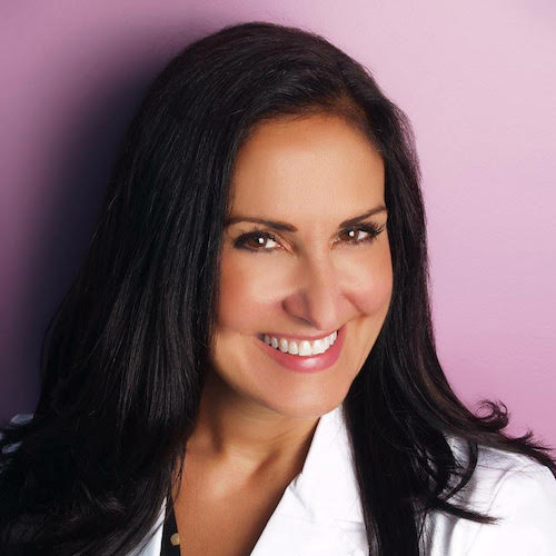 Dr. Carolyn Declucia - Guest on the SHE Talks Health Podcast
